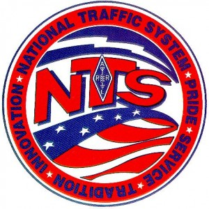 NTS National Traffic System Logo
